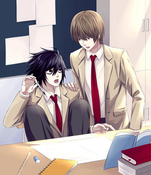 death note fanart