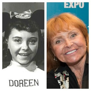 Former Mouseketeer, Doreen Tracey