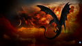 dragon wide wallpaper 063726704 21 - dragons wallpaper