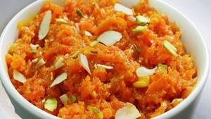 easy carrot halwa recipes