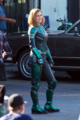 first image of Brie Larson as Captain Marvel - movies photo