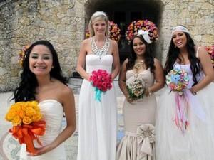 four weddings group