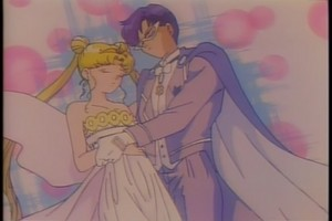 king Endymion and Neo reyna Serenity
