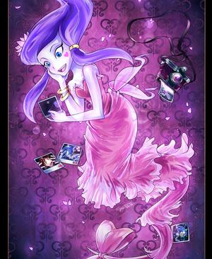 lah the ghost girl by sanitrance das74um
