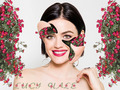 lucy flower color 1024x768 - lucy-hale wallpaper