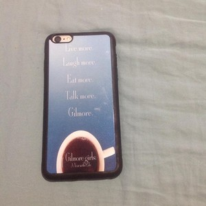 my Gilmore girls cell phone case