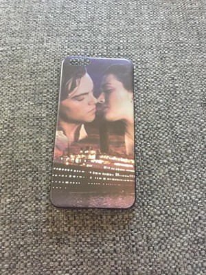 my titanic phone case