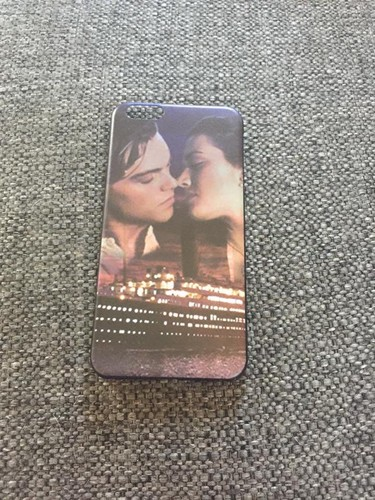 Titanic wallpaper called my titanic phone case