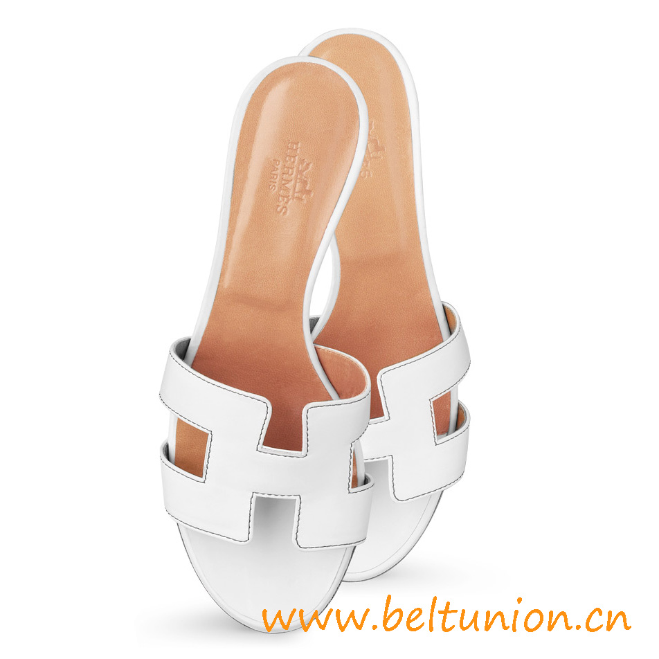 5839eb34fb86 beltunion images original sandal hermes oasis slippers calfskin heel white  HD wallpaper and background photos