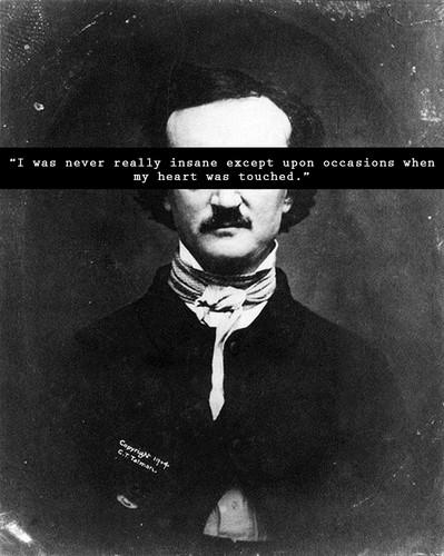 Ari U0026 Rachel ♥ Wallpaper Called Poe Quotes⋆