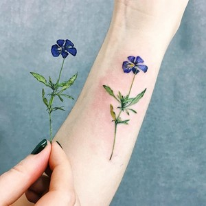 pretty tattoos ☽