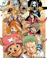 straw hats - one-piece fan art