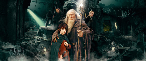 द लॉर्ड ऑफ द रिंग्स वॉलपेपर titled the lord of the rings fellowship of the ring