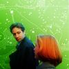 The X-Files fotografia entitled the x files