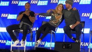 David, Stephen and Emily #HVFFPortland