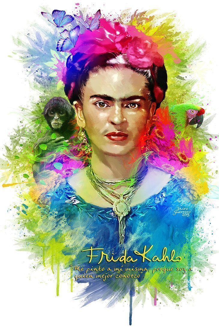 Frida Kahlo Images Wp1908959 Hd Wallpaper And Background
