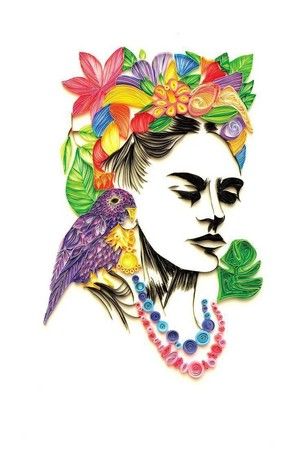 Frida Kahlo Frida Kahlo Wallpaper 5989784 Fanpop