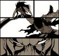 *Kenpachi Zaraki Bankai : Bleach* - anime photo