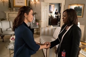 Scandal and How to Get Away with Murder crossover photos
