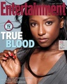 rutina wesley entertainment weekly - true-blood photo