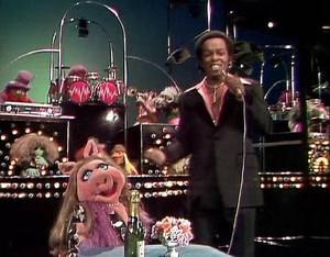 1977 Lou Rawls Appearance Muppet دکھائیں