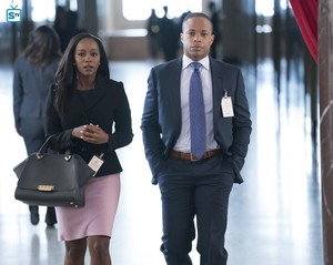 """4x13 - """"Lahey v. Commonwealth of Pennsylvania"""" (Scandal crossover) - Promotional foto"""