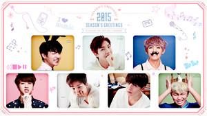 5122617 hd wallpaper of Bangtan Boys 2015