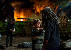 8x09 ~ Honor ~ Ezekiel and Henry