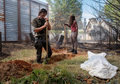 8x09 ~ Honor ~ Michonne, Carl and Rick - the-walking-dead photo