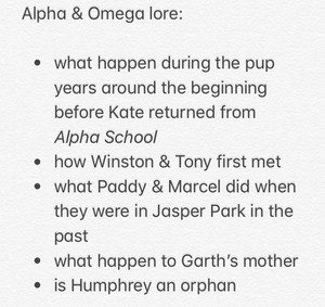 A&O lore lista