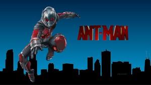 ANT MAN City