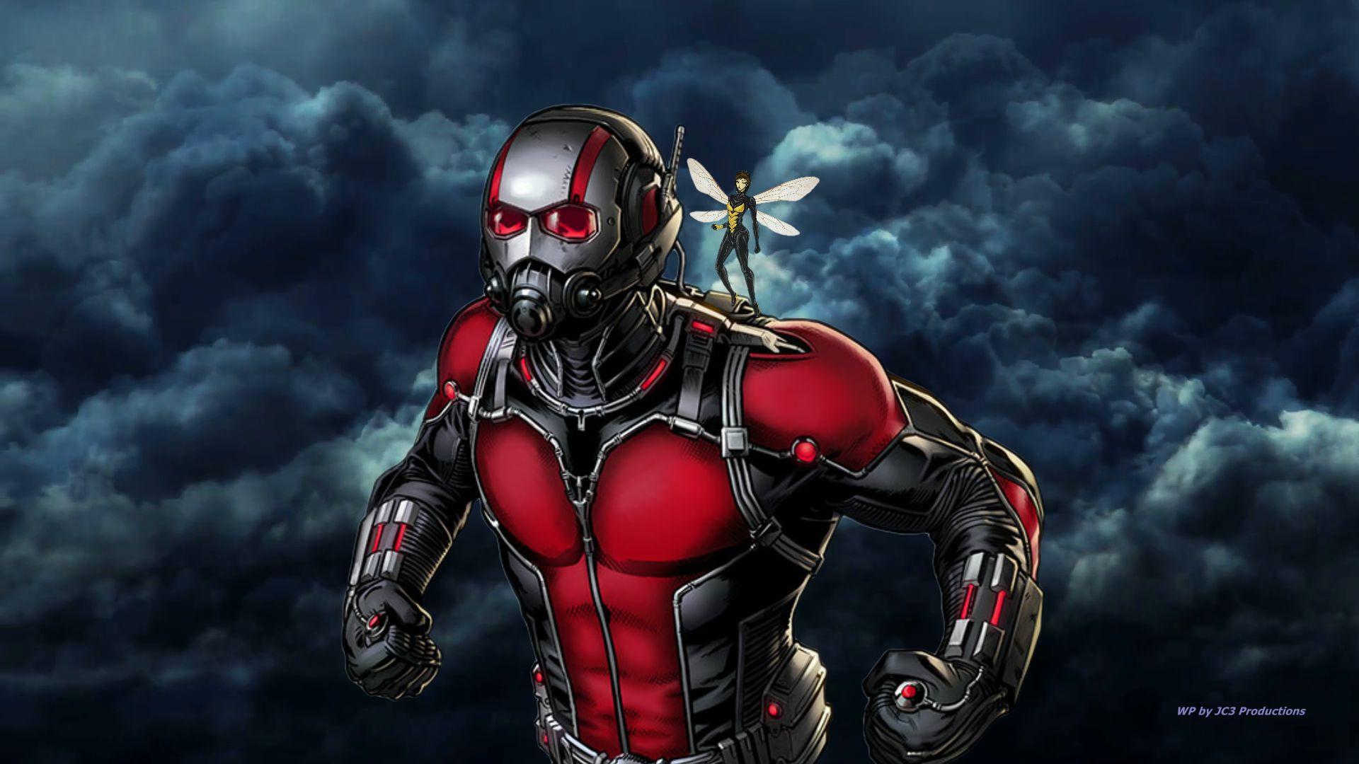 ANT MAN The हड्डा, ततैया 2