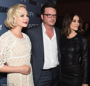 Aden Young, Abigail Spencer and Adelaide Clemens