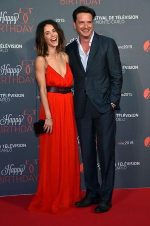 Aden Young and Abigail Spencer