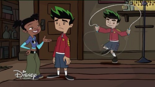 American Dragon: Jake Long achtergrond called American Dragon: Jake Long