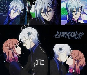 Amnesia : Ikki (And Heroine)