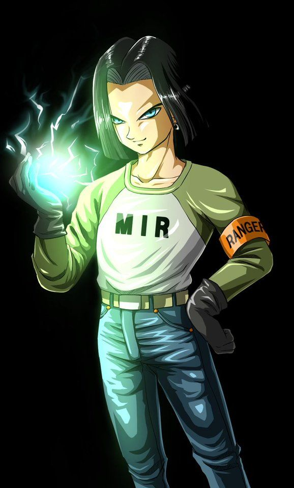 Android 17 Images Android 17 Hd Fond D Ecran And Background Photos