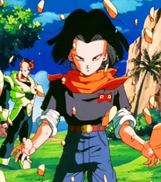 Android17 16VsPiccolo