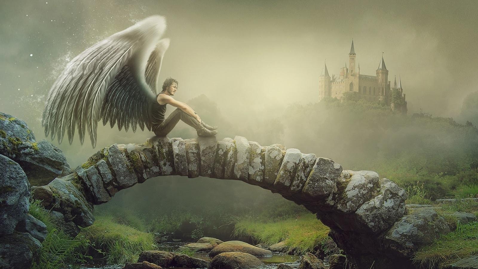 Angel Fantasia Wallpaper 41059921 Fanpop