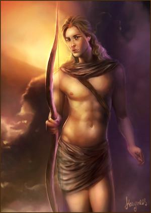Apollo by KaynessArt