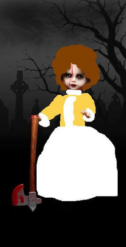 Living Dead Dolls پیپر وال called April O'Neil