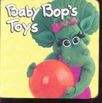 Baby Bop's Toys