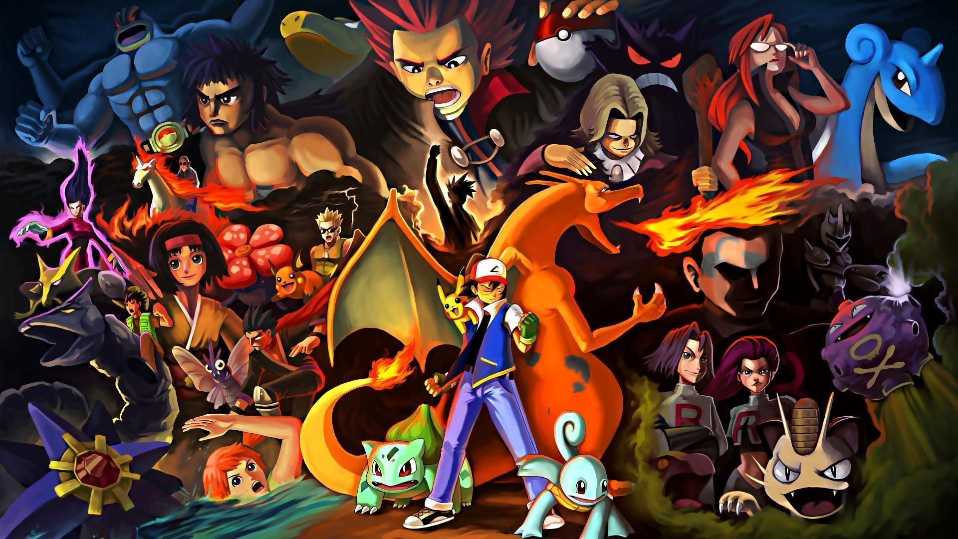 Backgrounds Of Pokemon Hd achtergrond Pics Laptop