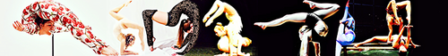 Contortion foto entitled Banner suggestion