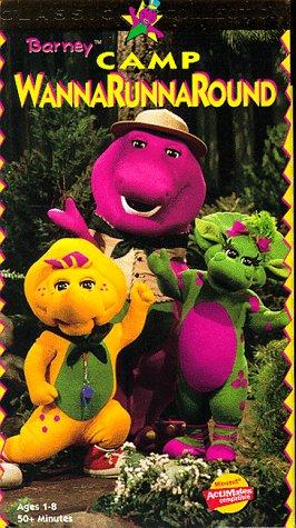 Barney Camp WannaRunnaRound (1997)