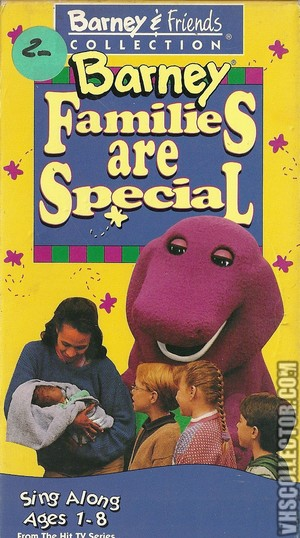 Barney Families are Special (1995)