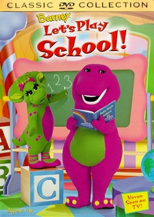 Barney Let's Play School (1999)