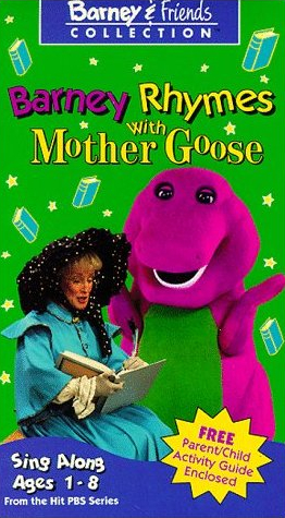 Barney Rhymes with Mother Goose (1993)