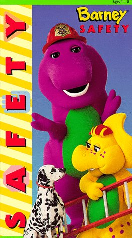 Barney Safety (1995)