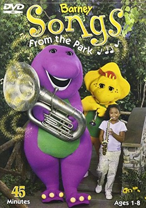 Barney Songs From the Park (2003)
